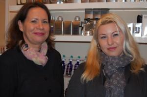 Jane Scheffler und Alexandra Hillson von Jane Kosmetik