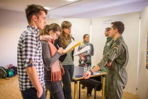 Jugendliches Engagement auf dem Jugendpressekongress/Sebastian Ritter