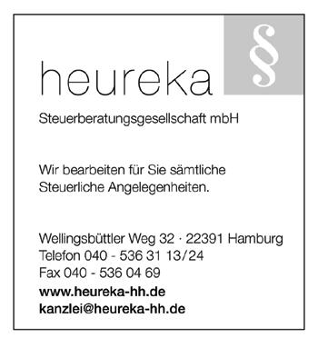 Heureka Steuerberatung Wellingsbüttel